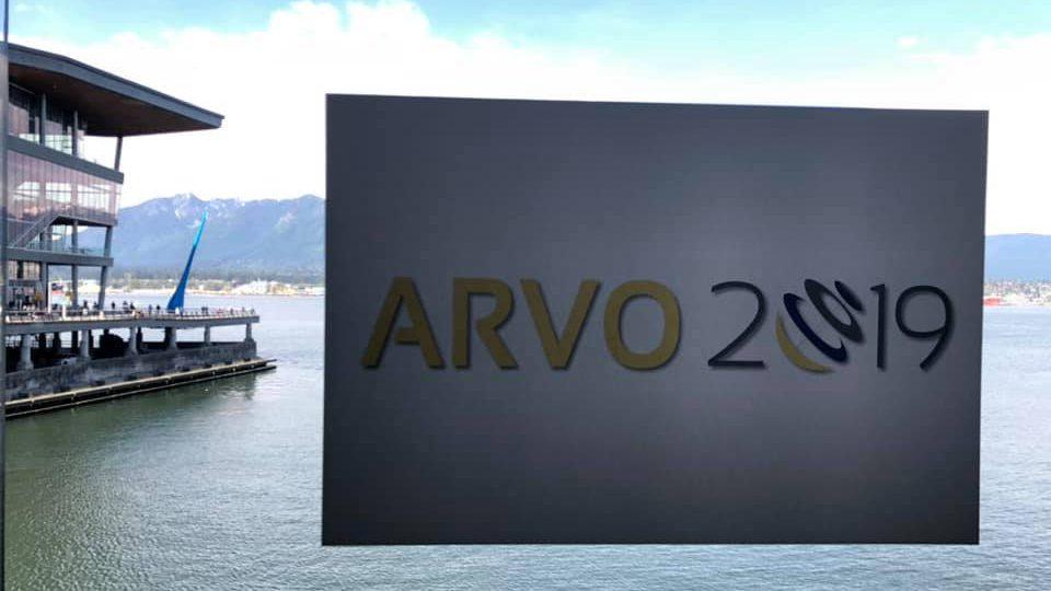 ARVO 2019 - first post image