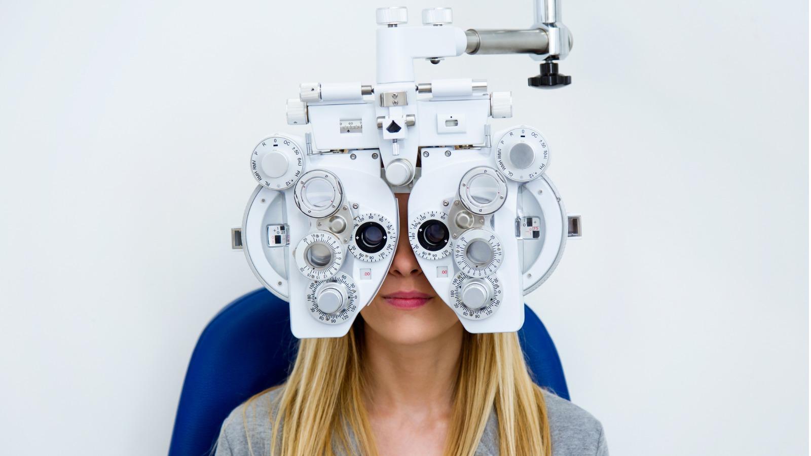 Adult Myopia Progression