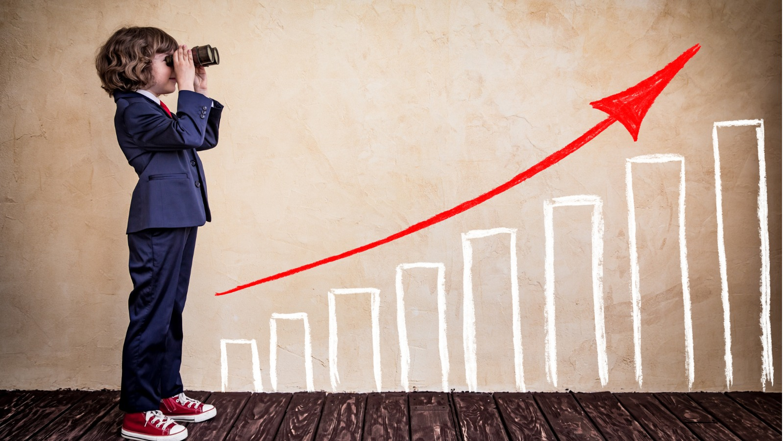 how to use growth chart
